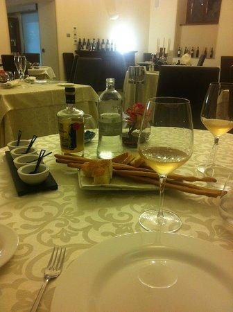 ristorante morlacchi: .