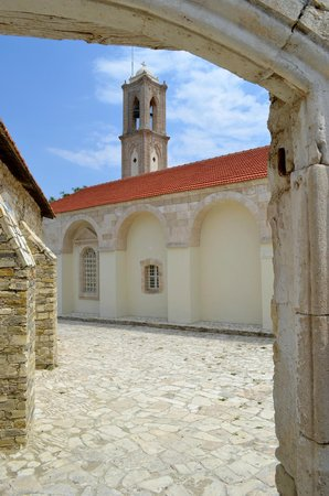 Pano Lefkara, قبرص: храм