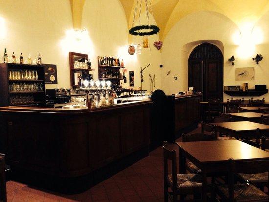 La Birreria Bavarese il Collegio: La sala