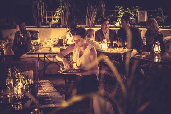 Hotel Pigalle: Restaurant Atelier