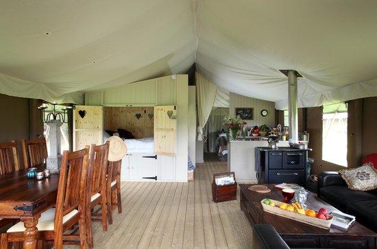 Thornham Bay - Wild Luxury: Lodge Day