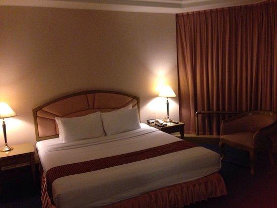 Windsor Suites Hotel Bangkok: Muy cómodo y limpio.