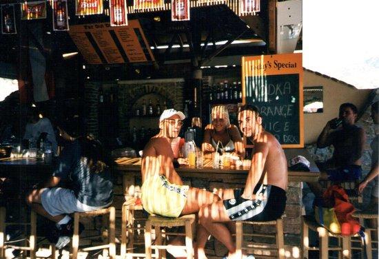 Hotel Katerina: bar spiaggia