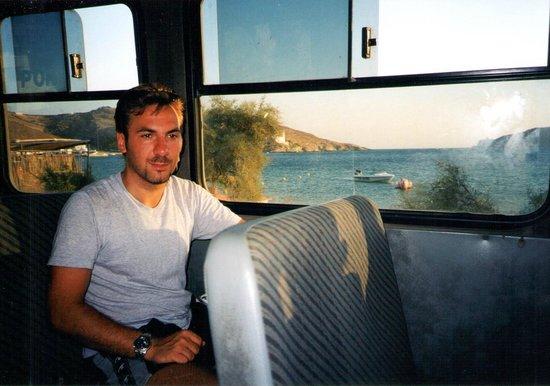Hotel Katerina: bus-navetta
