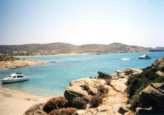 Hotel Katerina: spiaggia