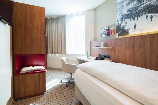بست ويسترن هوتل يوروهوتل وورتمان: Hotelzimmer Comfort