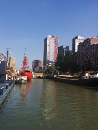 Old Harbour Rotterdam