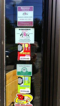 Restaurant Le Chou-Bruxelles : Reconnaissance méritée de Trip Advisor et autres
