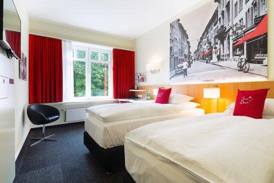 بست ويسترن هوتل يوروهوتل وورتمان: Hotelzimmer Business TWIN