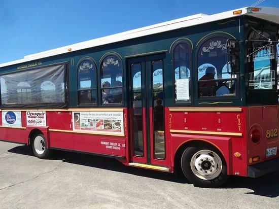 The Ogunquit Trolley : Ogunquit Trolley Service