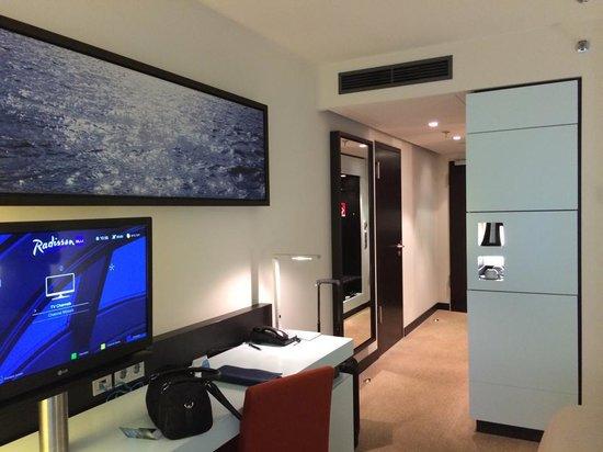 فندق راديسون بلو، برلين: Room