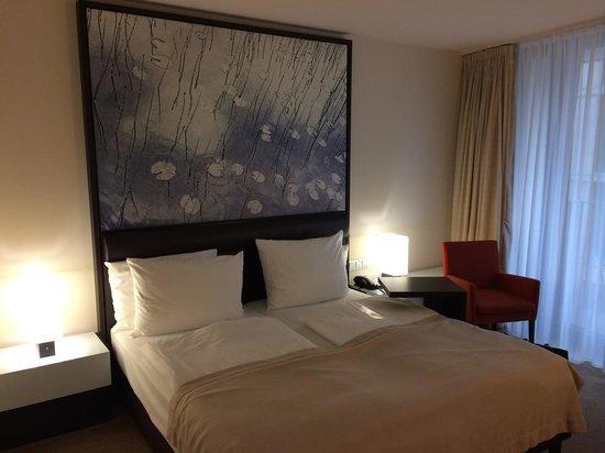فندق راديسون بلو، برلين: Twin room