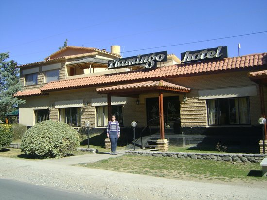 Hotel Flamingo: frente