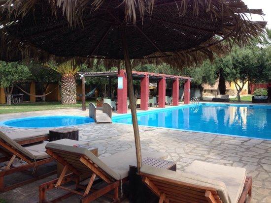 Hotel Despotiko: Pool