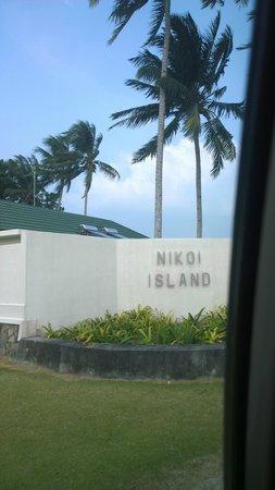 Nikoi Island: Ferry Jetty at Bintan