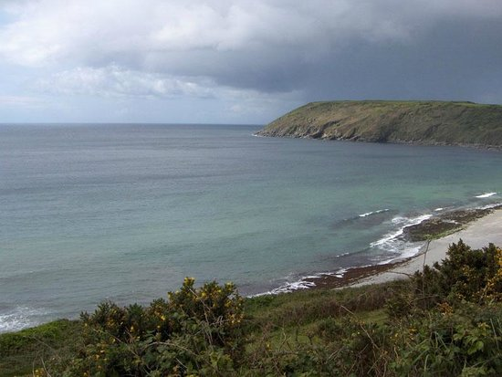 Gorran United Kingdom  City new picture : , near Gorran Haven, Cornwall Picture of Coastal Path Cafe, Gorran ...