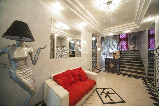 Hotel Villa Katia: hall