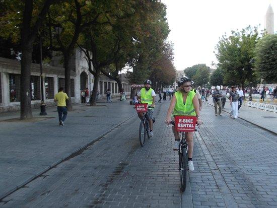 The Biker Istanbul: www.thebikeristanbul.com