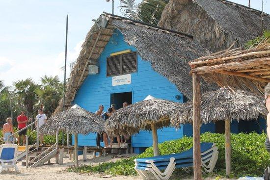Melia Cayo Coco: Centro de Mergulho