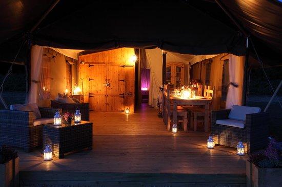 The Hideaway - Wild Luxury: Serengeti at night