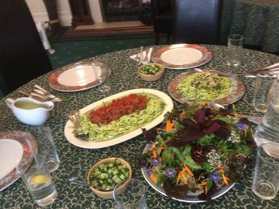 Amchara Health Retreat: Breaking our fast (7th day)