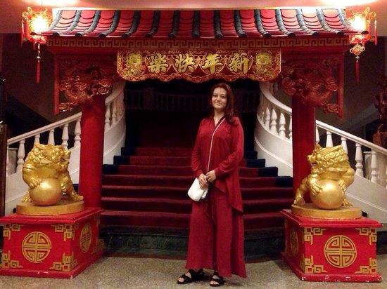 Windsor Suites Hotel Bangkok: Restaurant...