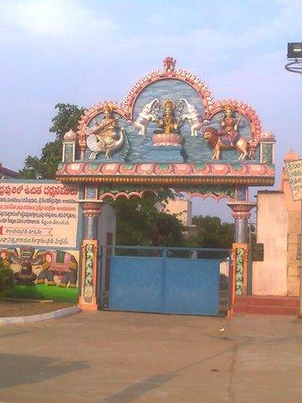 Surendrapuri: Saraswathi,laxmi & durga godessess