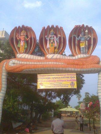 Surendrapuri: Brahma,vishnu&maheswara