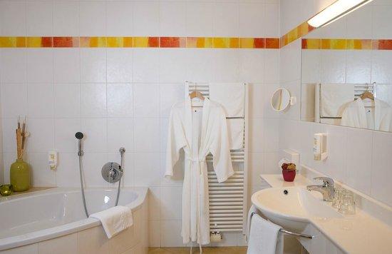 SIMON-das Vitalhotel: Badezimmer