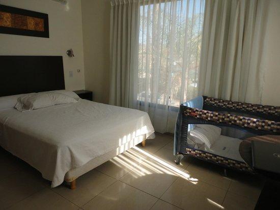 Altos del Champaquí Apart y Spa: Habitacion