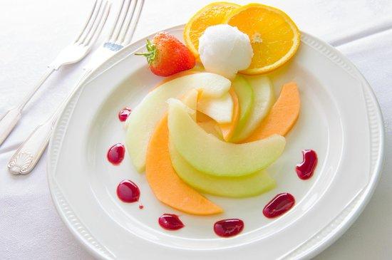 Hotel Iona Torquay: Melon Starter