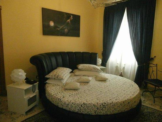 Hotel Sant'Eligio: La camera azzurra