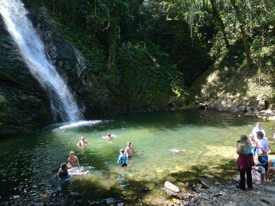 آوتريجر فيجي بيتش ريزورت: Waterfall Tour