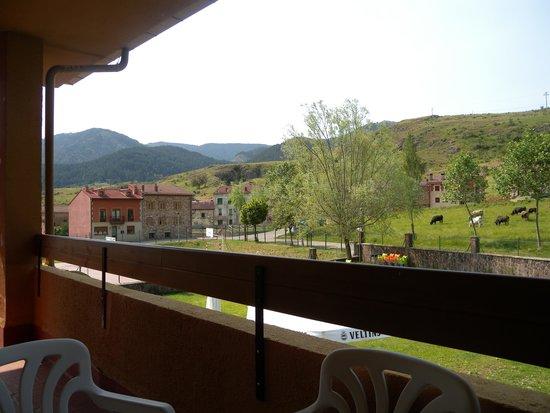 Hotel Villaneila: vistas terrazas