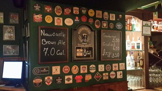 MacLaren's Irish Pub: Красота
