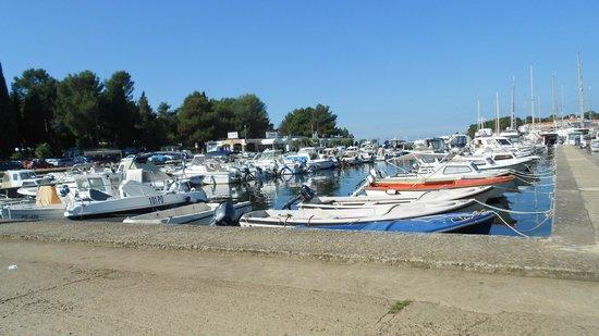 فالامار هوتل كريستال: Porec harbour