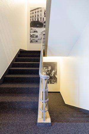 بست ويسترن هوتل يوروهوتل وورتمان: Treppenhaus