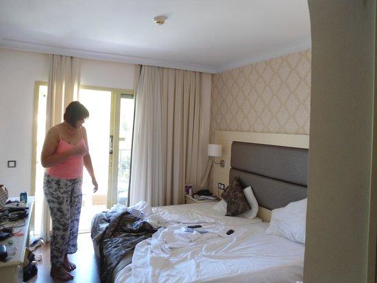 Grand Hotel Faros: The Small Room