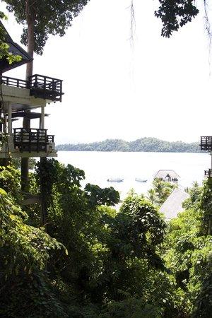 جايا أيلاند ريزورت: villa with sea view