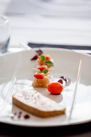 Le Bistrot de Capeyron: Foie gras