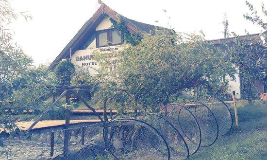 Danube Delta Resort: Frontal View