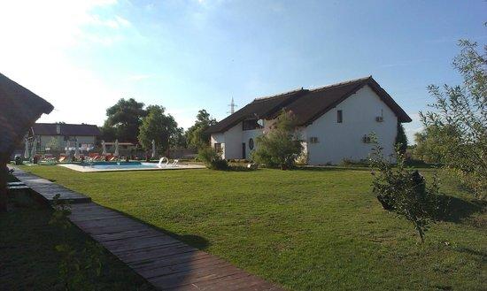 Danube Delta Resort: The complex