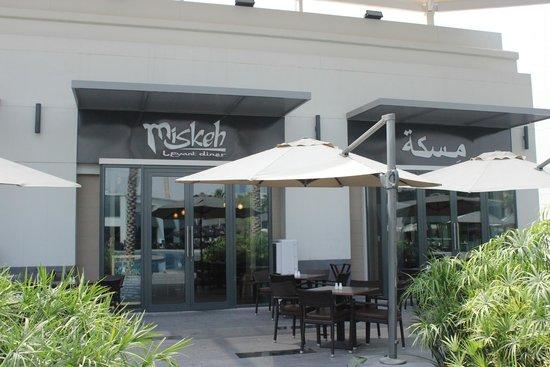 Miskeh Lebanese Restaurant City Walk