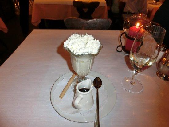 Restaurant Whymper-Stube: クープ・ド・デンマーク1