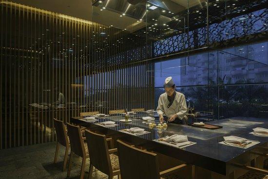Marco Polo Xiamen: Shogun_Teppanyaki