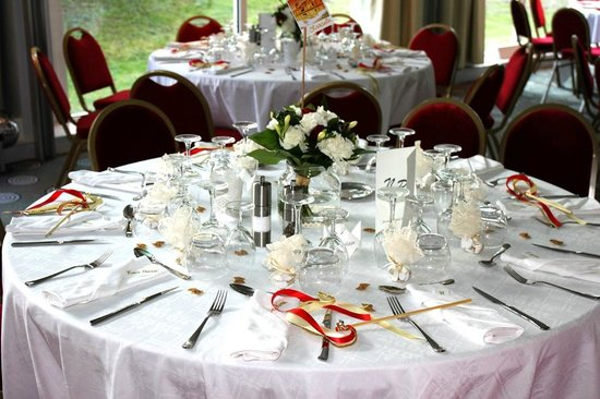 D coration table mariage n p picture of mercure annecy sud seynod tr - Decoration tables mariage ...