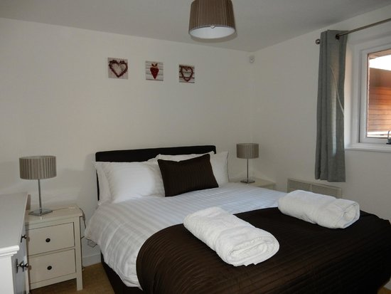 Base Serviced Apartments Duke Street: Second bedroom