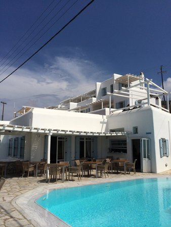 Deliades Hotel: The nice pool
