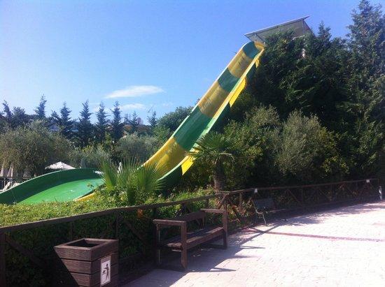 Planos Apartments: Water Park at Aqua Bay