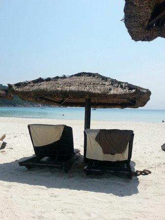 ذا تاراس بيتش آند سبا ريزورت: beach